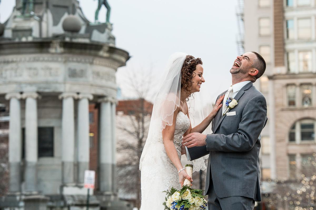 Hilton Scranton Wedding – Ryan & Karina