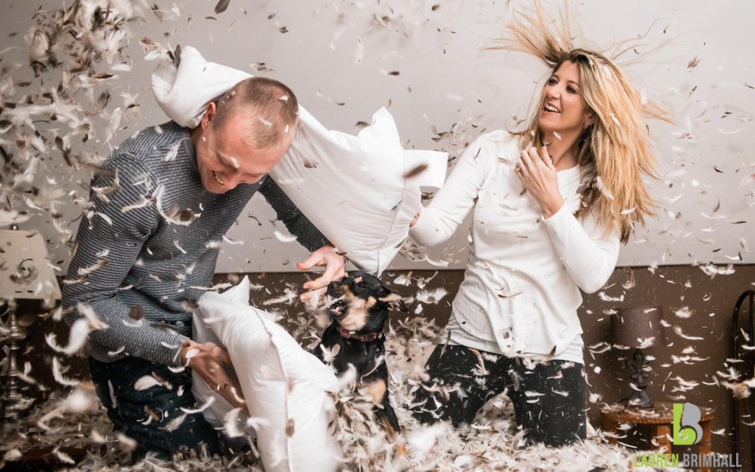 New Hope Engagement Session – Kate & Jon