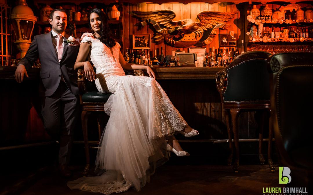 The Brownstone Wedding – Sasha & Matt
