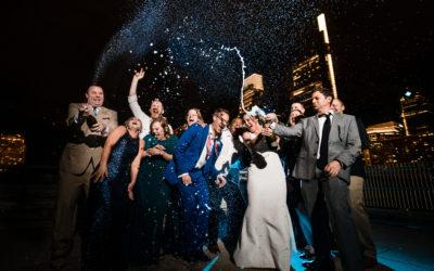 The Franklin Institute Wedding – Ali & Mark