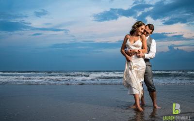 Stone Harbor Beach Wedding – Alex & Travis
